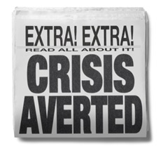 crisis averted_May blog
