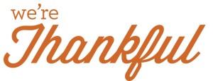 thankful blog