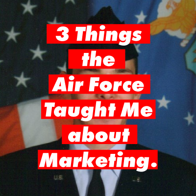 Air Force Marketing