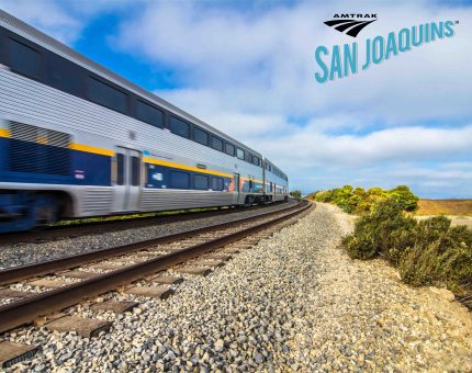 Amtrak (San Joaquin Joint Powers Authority)